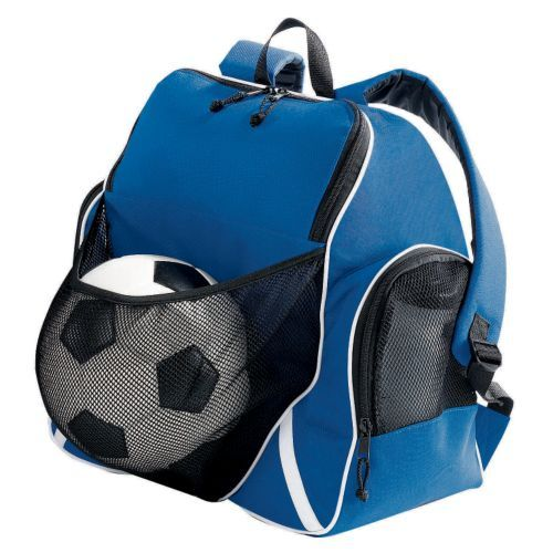 Augusta Sportswear Tri Color Ball Backpack