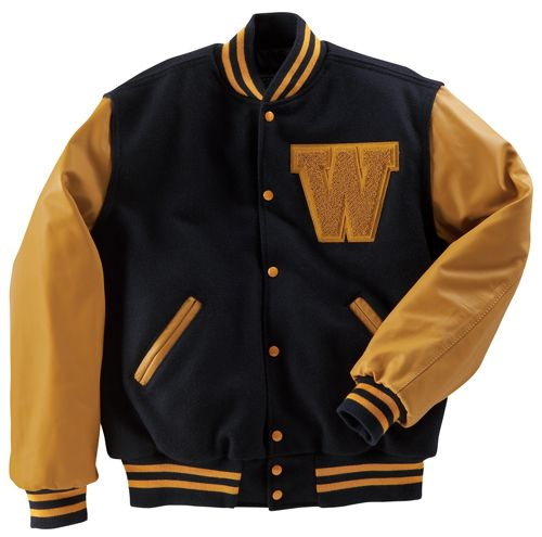 Holloway Wool Varsity Jacket