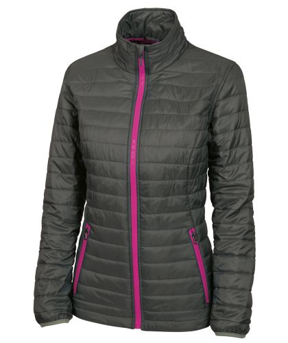 Charles River Lithium Quilted Jacket - Women's