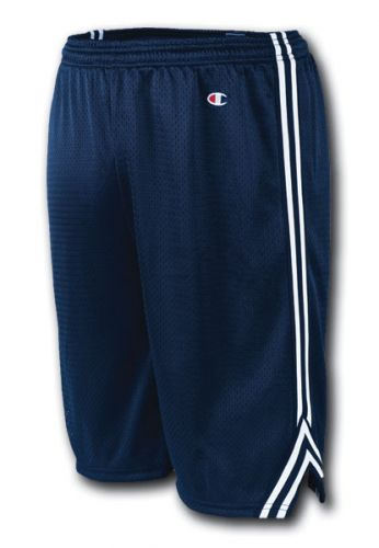 Champion Practice Mesh Short with Braid