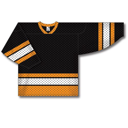 Athletic Knit Mesh Hockey Jersey