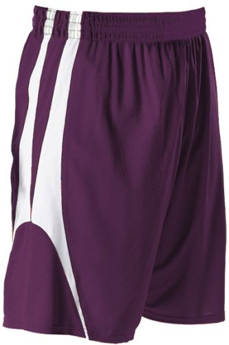 Alleson Women's Reversible Basketball Shorts