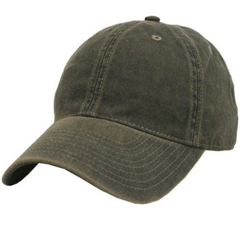 Relaxed Pigment Dyed Cap