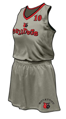 Warrior Solid Sublimated Jersey - Women's