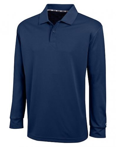 Champion  Ultimate Double Dry ® Long Sleeve Polo