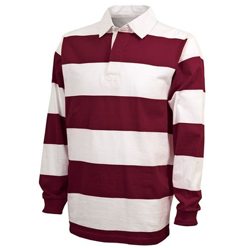 Charles River Classic Rugby Shirt