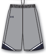 Under Armour ArmourFuse Revere Basketball Short - Men's
