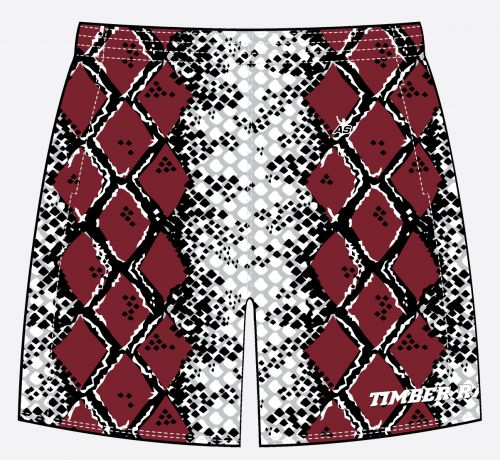 Atlantic Sportswear Sublimated Lacrosse Short