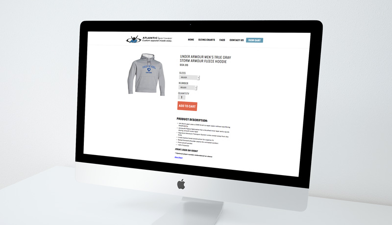 Custom Webstores