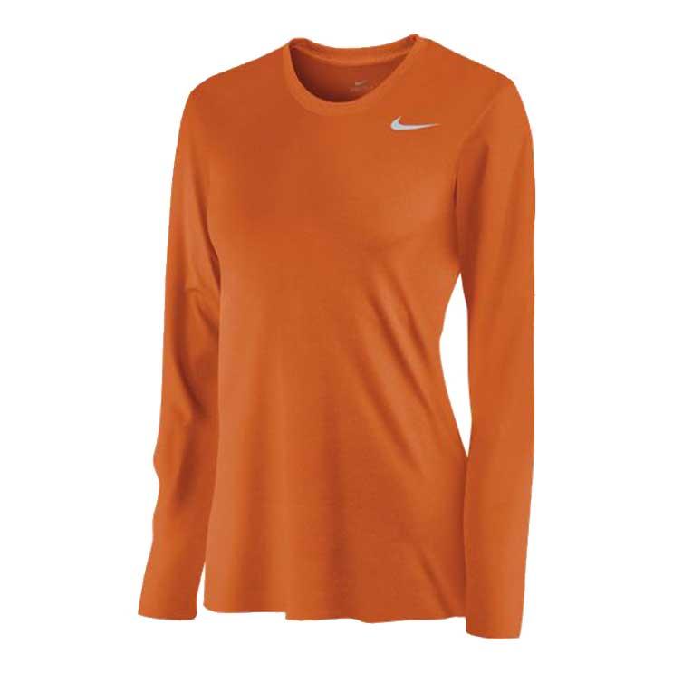 3e6151f90c7 Nike Team Legend Long Sleeve Crew - Women's