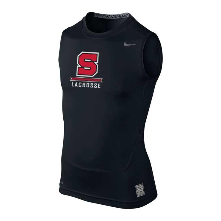 Nike pro cool compression sleeveless atlantic sportswear for Nike men s pro cool sleeveless shirt