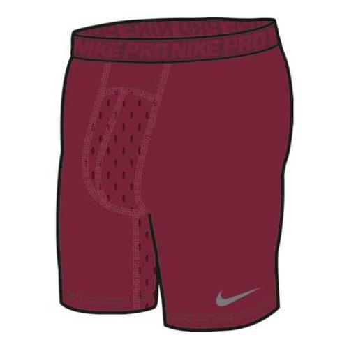 Nike Mens Nike Pro Training Champ Vapor Woven Football Shorts X-Large Team Red