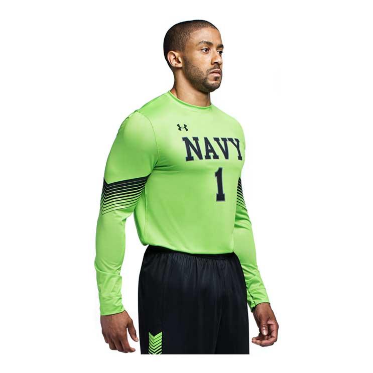 f34891b52 Under Armour Armourfuse® Longsleeve Soccer Jersey - Atlantic Sportswear