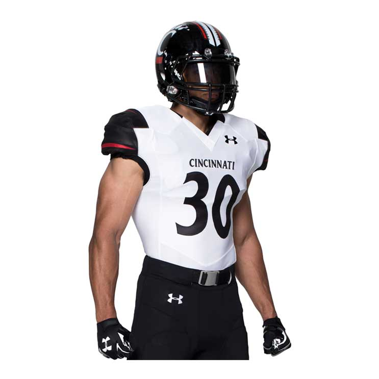on sale ca849 47131 Under Armour Gameday Select Diablo Jersey