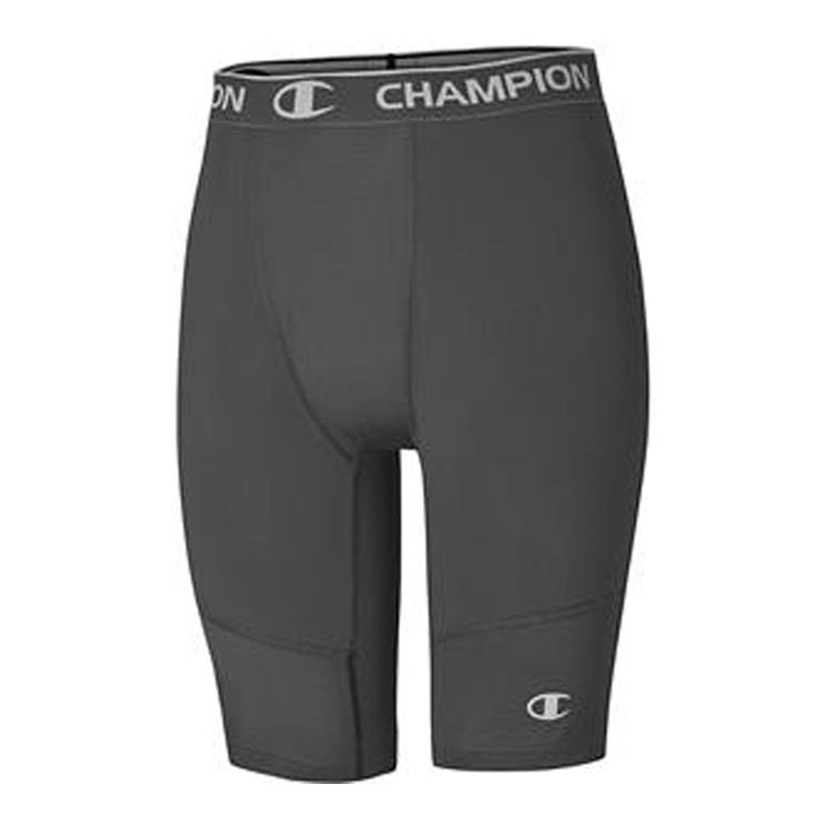 Champion Mens Power Flex Compression Short 9 Inch Champion Men/'s Athletic 84956