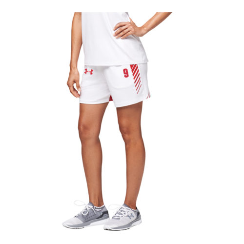 Under Armour Armourfuse® Non-Pocketed Training Shorts – Women's
