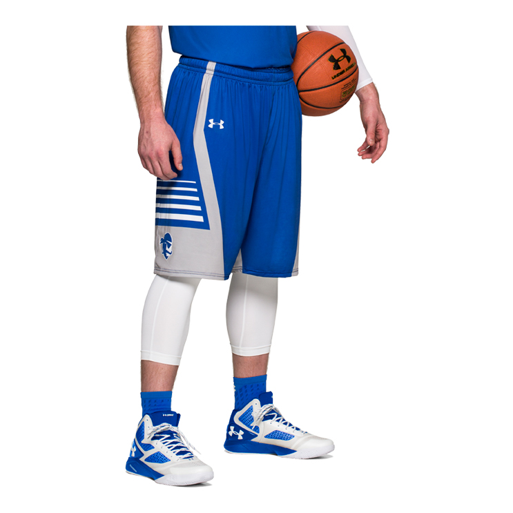 49df4e374d2 Products   Mens   Mens Uniforms   Basketball   Under Armour Armourfuse® Gametime  Basketball Shorts.   