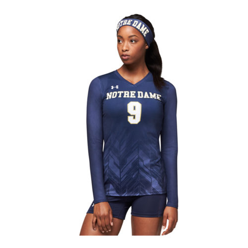 767b62a48af Under Armour Armourfuse® V-Neck Longsleeve Volleyball Jersey
