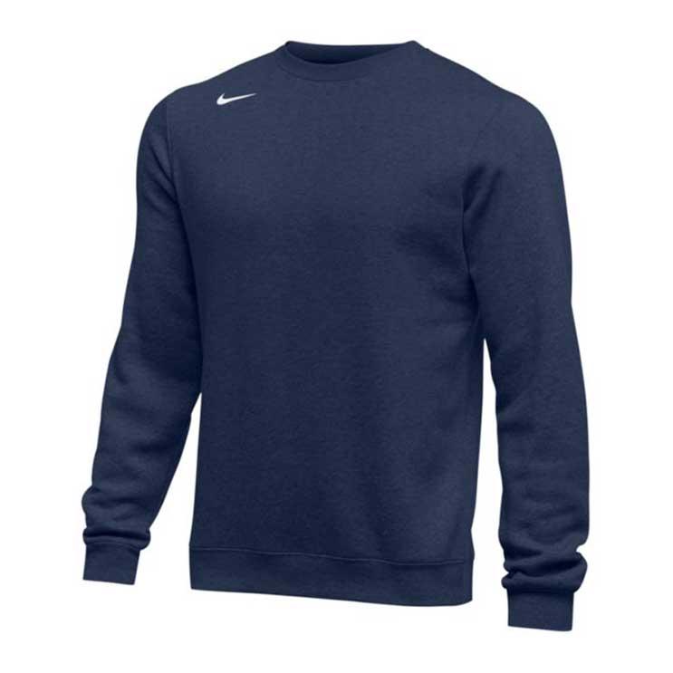 e7a9d97bd885 Nike Club Fleece Crew - Atlantic Sportswear