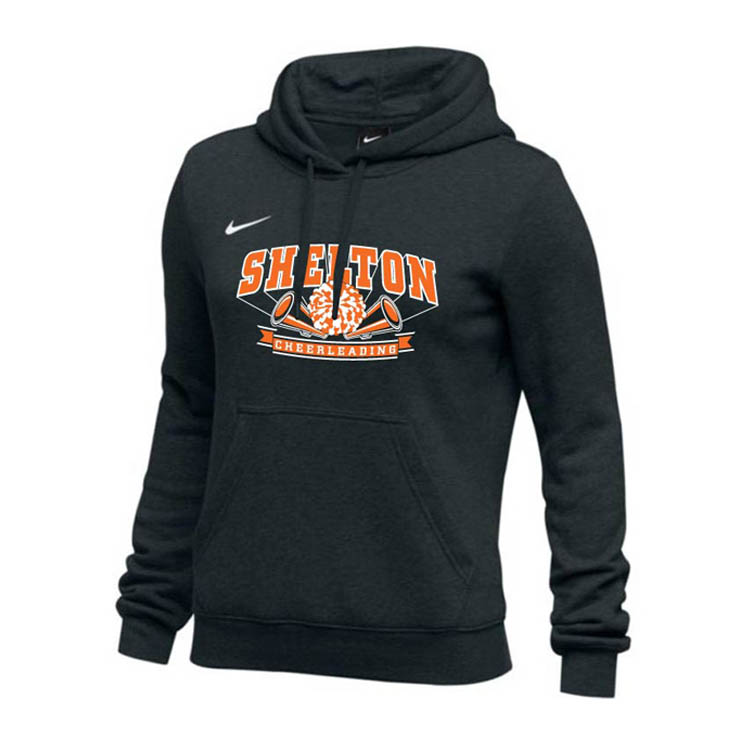 a3b81a89aa2e Nike Club Fleece Pullover Hoodie - Women s - Atlantic Sportswear