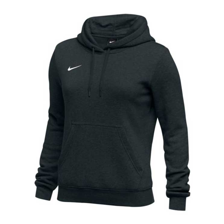 black and grey nike hoodie