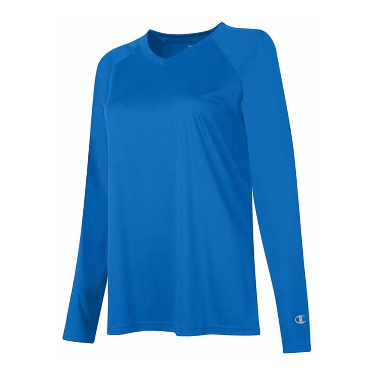 ba837ad2d Champion Long Sleeve Tee - Women's - Atlantic Sportswear