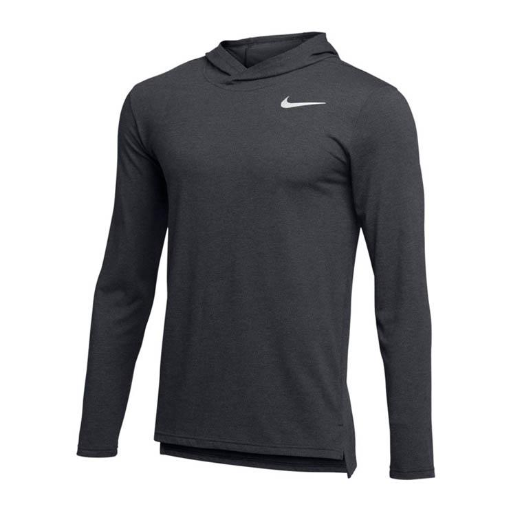 9b8150a7 Nike Hyper Dry Long Sleeve Hooded Breathe Top - Atlantic Sportswear