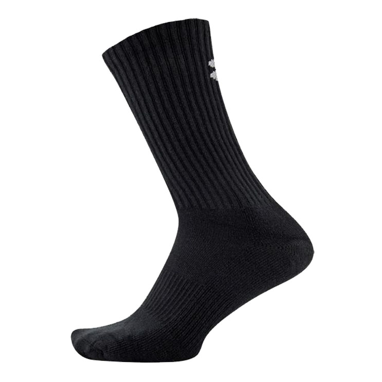 9b73981418b4 Under Armour Charged Cotton 2.0 Crew Sock
