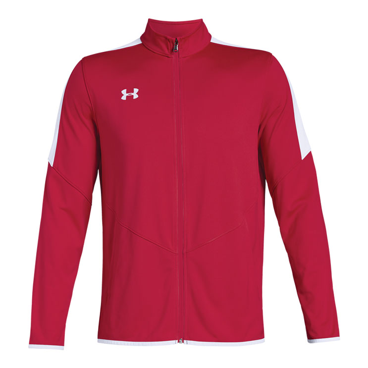 Under Armour Mens Rival Knit Warm-Up Jacket