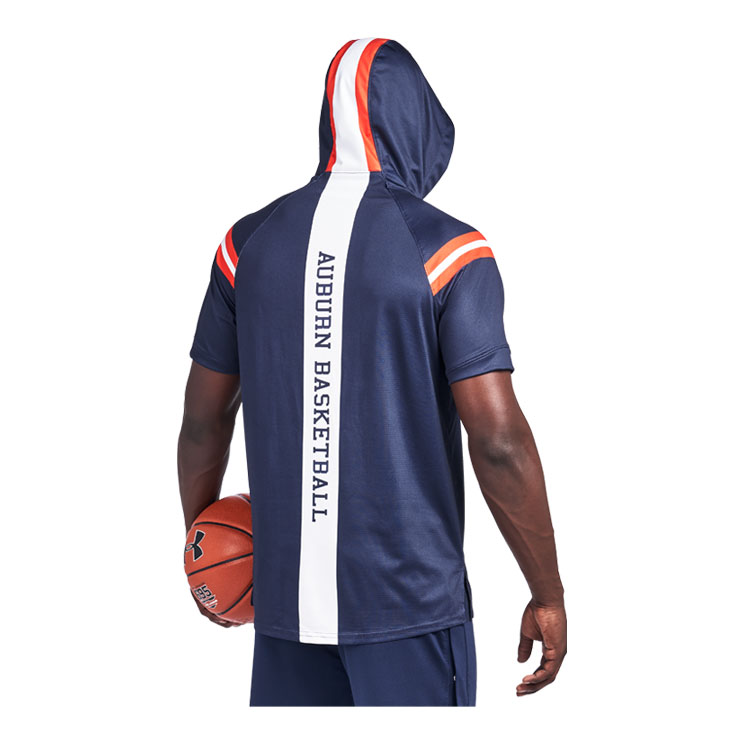 Under Armour Armourfuse Ss Hooded Shooter