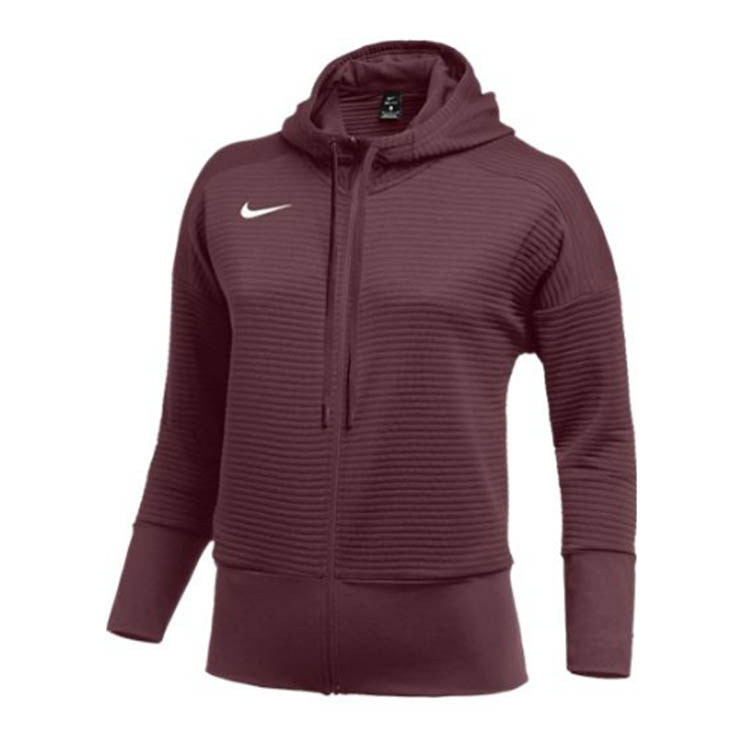 f1810c2a6af53 Nike Full Zip Dri-Fit Double Knit Dry Hoodie - Women's